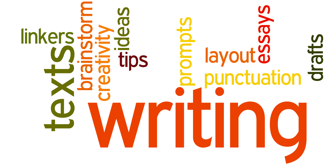 تعلم قواعد مهارة الكتابة