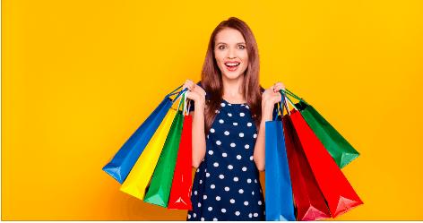 فنيات التسوق عبر الانترنت